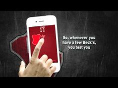 Beck's: Sobriety Test Mobile App