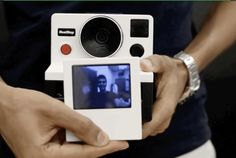 The Instagif is a camera that prints animated GIFs - Learn More about this amazing device on The Notice Centre