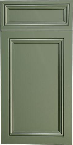 Cabinet Door Styles, Kitchen Cabinet Styles, Cabinet Doors, Kitchen Shutters, Kitchen Doors, Classic Kitchen Cabinets, Painting Kitchen Cabinets, Accent Wall Panels, Bedroom Built In Wardrobe