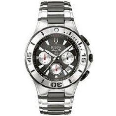 awesome Bulova Men's Watch w/ Black Dial & Calendar Function http://analogdigitalwatchesformen.bestbuyforcheapprices.com/?p=914