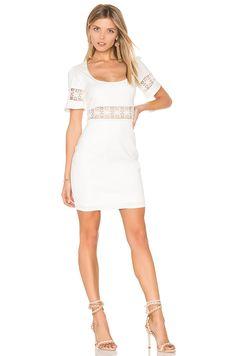 STONE_COLD_FOX Crawford Dress en Blanco | REVOLVE