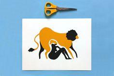 "Check out this @Behance project: ""Lions & Women"" https://www.behance.net/gallery/32889183/Lions-Women"