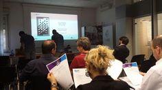 Sta iniziando #OpenLabShowcase, uno showcase per #Startup. @BICLazio