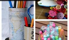 Is your kiddo headed back to school in the next few weeks? Send him off in DIY style with these upcycled back to school ideas! Diy And Crafts Sewing, Crafts To Sell, Crafts For Kids, Diy Back To School, School Projects, School Ideas, Homemade Black, Kid Friendly Dinner, Video Games For Kids