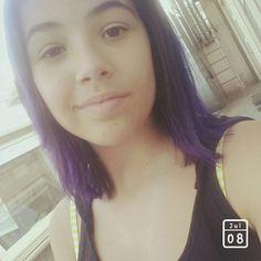 Purple hair!!