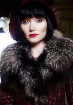 {Essie Davis} as The Hon. Phryne Fisher ~ Miss Fisher's Murder Mysteries