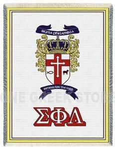 Finding a cool Phi Lamb crest is like finding a food that makes you skinny! Practically impossible