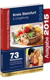 Gutscheinbuch Steinfurt & Umgebung