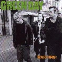 Green Day - Warning CD Track list 1 Warning 2 Blood Sex And Booze 3 Church On Sunday 4 Fashion Victim 5 Castaway 6 Misery 7 Deadbeat Holiday 8 Hold On 9 Jackass 10 Waiting 11 Minority 12 Macy39
