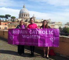World Day of Prayer for Women's Ordination #ordainwomen