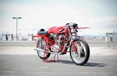 Ducati 1955 Grand Prix Motorcycle, via Flickr.