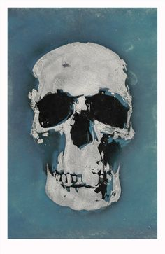 'Mr Blue Skull' as featured in series 1, 2 and 3 of BBC TV's 'Sherlock'. 140 pounds. =( this makes me sad. I wish I had money.