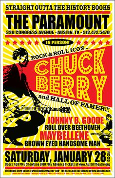 The Paramount - Chuck Berry