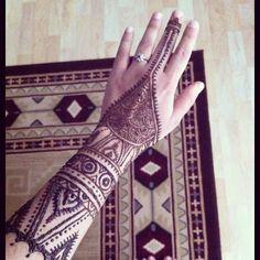 #henna #tattoo #tattooideas #mehndi