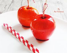 Comment faire des pommes d'amour ?