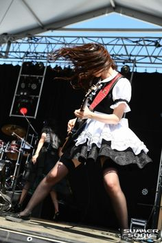 BAND-MAID | サマソニ2017 OSAKA LIVE REPORT