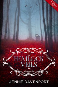 Book Lovers Life: Hemlock Veils by Jennie Davenport Release Day Blitz and Giveaway! Best Book Covers, Beautiful Book Covers, Cover Books, Day Book, Fantasy Books, Fantasy Fiction, Film Music Books, I Love Books, Reading