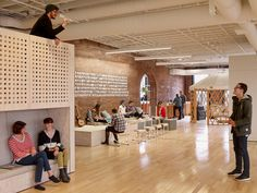 airbnb portland office customer experience designboom