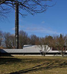 hans chr. hansen, architect: ringbo nursing home, bagsværd, copenhagen 1961-1963   Flickr - Photo Sharing!