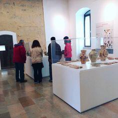 El MUCA recibe sus primeros visitantes. Ven a conocerlo :D #museo #ribaroja #ceramica #patrimonio #turismo
