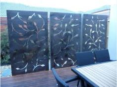 Maple Leaf Feature Balustrade Amp Fence Infill Panels By