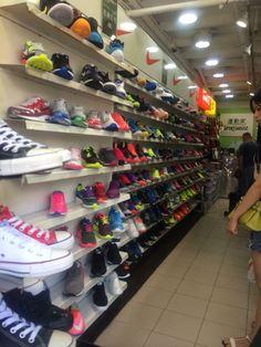 Shoes heaven #fayuenstreet #hongkong