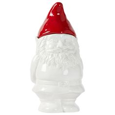 This cute gnome cookie jar from the Novogratz Collection is the cutest way to keep your cookies fresh for Christmas.
