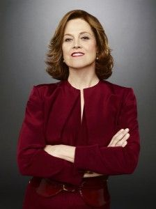 Sigourney Weaver as Elaine Barrish (Secretary of State) in Political Animals, Season 2012. Photo by Andrew Eccles/USA Network.