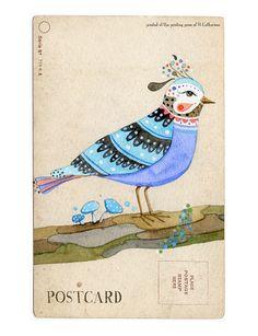 ilustración de Lily Moon