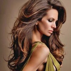 Big hair is BEAUTIFUL hair! Stop by today to check out our big sexy hair products! Check out the website for more. Dark Brown Hair With Caramel Highlights, Ombre Brown, Brunette Highlights, Caramel Brown, Mousy Brown, Peekaboo Highlights, Caramel Blonde, Subtle Highlights, Caramel Hair