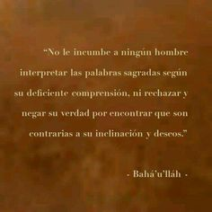 """Libro de la Certeza"", párr. 199.   http://bahai.es         http://bahai.org"
