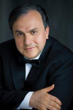 Yefim Bronfman, piano (with Pinchas Zukerman, violin & viola) Tue, April 8, 8pm