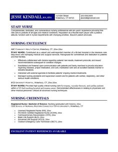 Nurse CV Example   More Nursing cv and Cv examples ideas