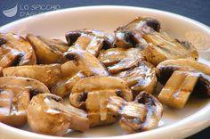Menù funghi, Ristorante La Torinese