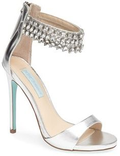 Betsey Johnson 'Marry' Sandal