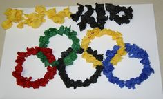 Vacation Bible School 2006: Christian Olympics Crafts