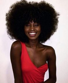 Black girl magic vogue shared by 𝓉𝓎𝓁𝑒𝓇 on We Heart It Dark Skin Beauty, Hair Beauty, Black Beauty, Beauty Shoot, Style Afro, Curly Hair Styles, Natural Hair Styles, Natural Hair Puff, Pelo Afro