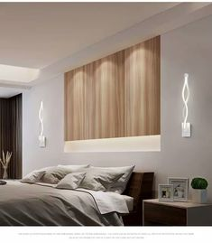 Lights & Lighting Earnest Nordic Wood Art Wall Lamps Creative Modern Bedroom Bedside Balcony Aisle Porch Hotel Cafe Wood Loft Wall Lamp Light Bra Wall Lamps