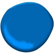 Big Country Blue 2066-30  | Benjamin Moore