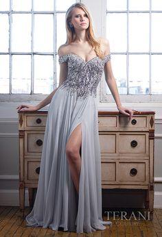 Terani Couture dress E1813 - Evening dresses 2013    http://www.netfashionavenue.com/terani-couture-dress-e1813---evening-dresses-2013.aspx