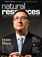 Natural Resources Magazine November 2014