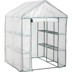 """Check out """"Best Garden Walk-In Greenhouse"""" from Cardwell Home Center"""