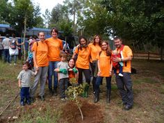 Solidaria España en el Make a Difference Day #MDD2014