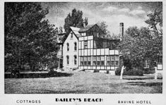Undated - Town of Oxley in Essex County