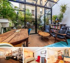 Original, colorful, spacious 2-bedroom apartment in Paris for rent at Rue de la Fontaine au Roi in the 11th arrondissement of the city. This is a comfortable duplex apartment fit for parties or stay with children in a very good neighborhood of Paris.