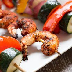 Skinny Cajun Shrimp SkewersPrep time: 15 minutesCook time: 12 minutesYield: 4 servingsServing [...]