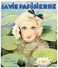 1934 LA VIE Leonnec Cover | Flickr - Photo Sharing!
