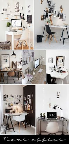 Work Spaces that influence creativity.