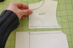 The Playdate dress: a tutorial – Craftiness Is Not Optional