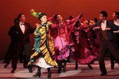 Ballet Folklorico De Amalia Hernandez | Galerías | El Ballet Folklórico de Amalia Hernández estuvo en ...